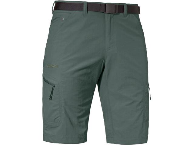 Schöffel Silvaplana2 - Pantalones cortos Hombre - verde